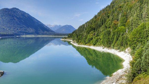 Silvenstein Memory, Lake, Nature, Water, Landscape