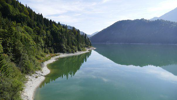 Silvenstein Memory, Nature, Water, Bavaria, Landscape