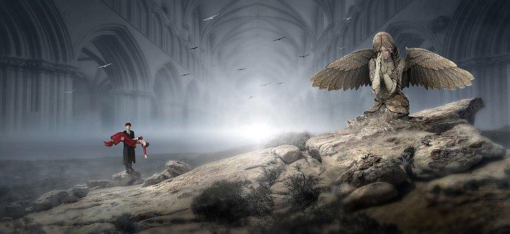 Fantasy, Angel, Rock, Man, Woman, Drama, Not