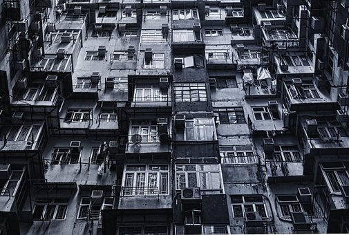 Hauswand, Window, Facade, Building, Architecture, Old