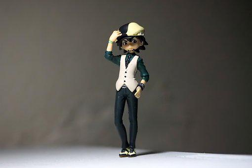 Male, Man, Adult, Person, People, Toy, Figurine