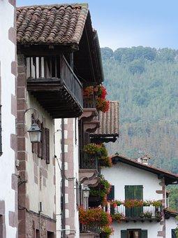 Navarre, Euskal Herria, Elizondo, Pyrenees, People