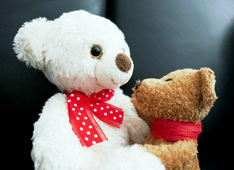 Talk, Bears, Teddy, Teddy Bear, Cute, Toys