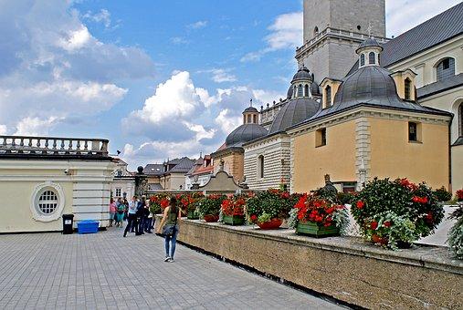 Częstochowa, Clear Up, The Sanctuary, Temple, Order