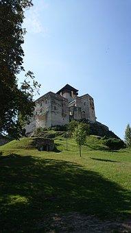 Castle, Trenčín, Slovakia, History, The Strength Of The
