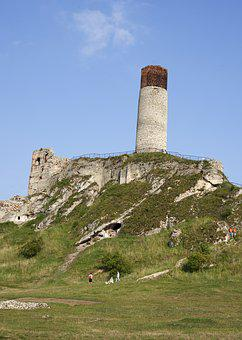 History, Fortress, Tower, Travel, Tourism, Castle