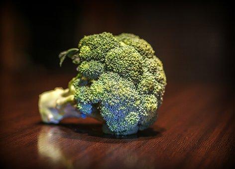 Broccoli, Vegetables, Healthy, Food, Green, Vitamins