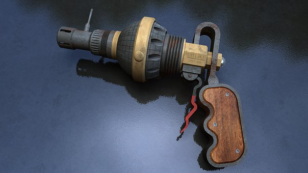 Gun, Weapon, Shooting, Weapons, Dangerous, Shoot