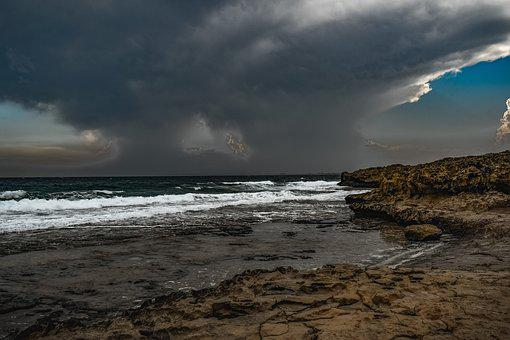 Overcast, Sky, Clouds, Storm, Nature, Weather