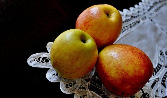 Apples, Fruit, Food, Apple, Healthy