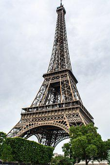 Paris, France, Architecture, Landmark, Eiffel Tower