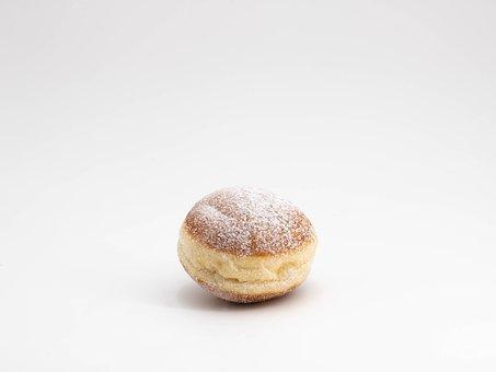 Berlin, Berlin Pancake, Pastries, Particles, Food