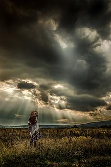 Storm, Before Storm, Landscape, Nature, Clouds, Cloudy