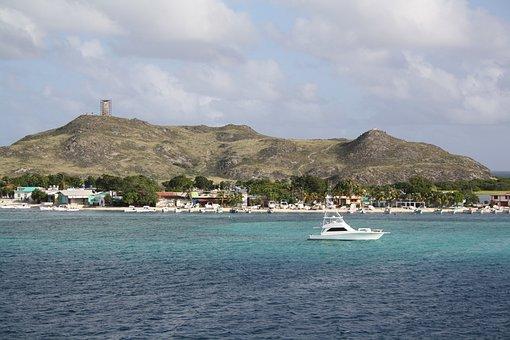 Venezuela, Gran Roque, Island, Turquoise Water, Cruises
