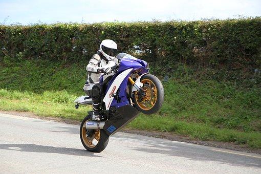 East Coast Race, Motorbike, Ireland