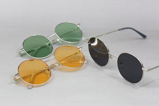 Glasses, Sunglasses, Fashion