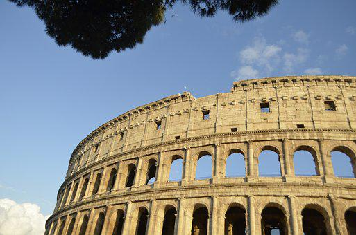 Rome, Italy, Colosseum
