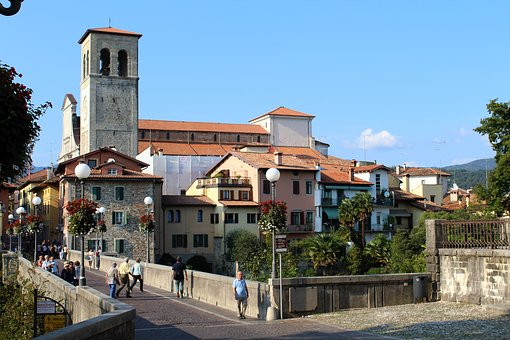 Landscape, Cividale Del Friuli, Italy