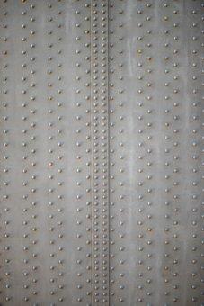Rivets, Metal, Pattern, Texture, Steel, Metallic
