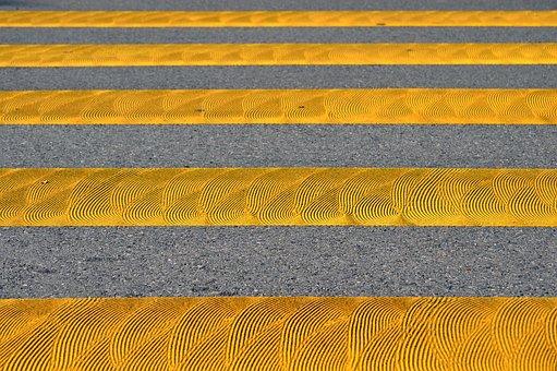 Crosswalk, Road, Cross, Pedestrian, Pedestrian Crossing