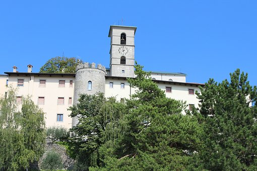 Sanctuary, The Blessed Virgin Of Castelmonte, Italy