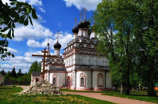 Temple, Church, Monastery