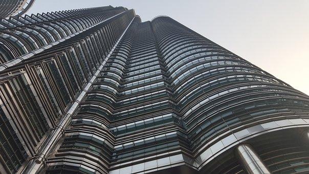Petronas Towers, Kuala Lumpur, Tower, Malaysia