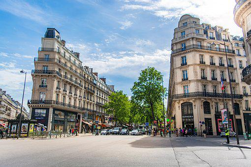 Paris, France, Architecture, City, Building, Travel