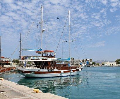 Port, Ship, Boat, Yacht, Maritime, Mediterranean