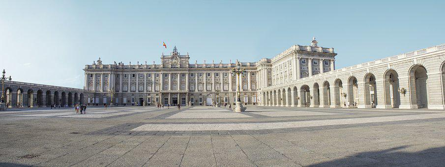 City, Madrid, Architecture, Spain, Buildings, Tourism