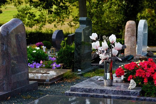 Graves, Cemetery, Grabschmuck, Grave Care, Death, Rest