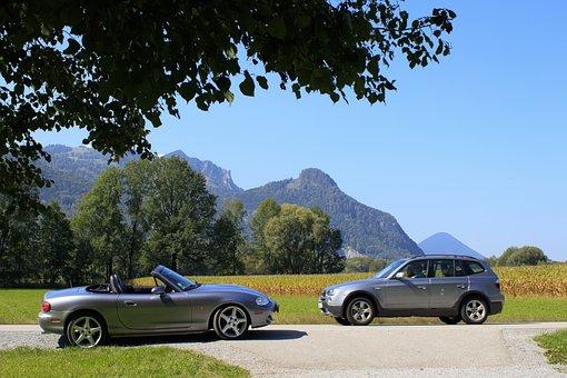 Heuberg, Inntal Valley, Chiemgau Alps, Viergipflig