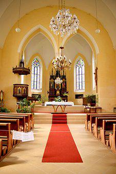 Church, Old, Architecture, Christianity, Catholic