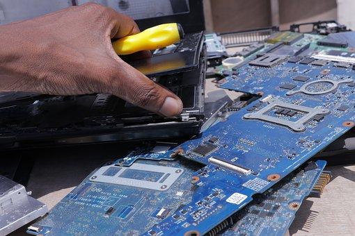 Circuit, Motherboard, Computer Motherboard