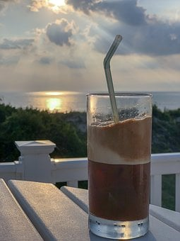 Frappe, North Carolina, Coffee, Deck, Rest