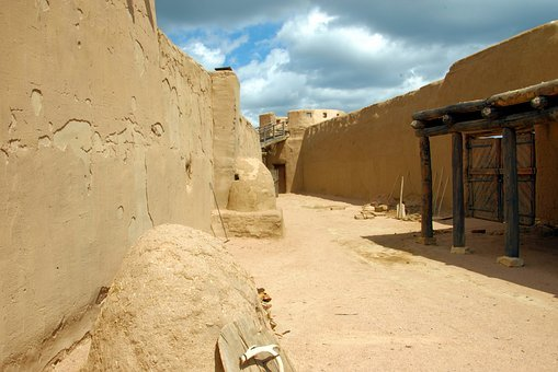 Bent's Fort, Fort, Trading Post, Colorado, Architecture