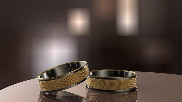Ring, Wedding Ring, Before, Wedding, Engagement Ring