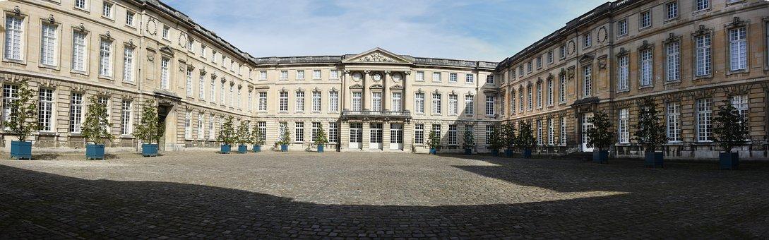 Castle Of Compiègne, France, History, Museum, Antique