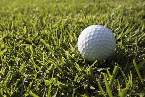 Golf, Green, Field, Grass, Sport, Golfers, Ball, Club