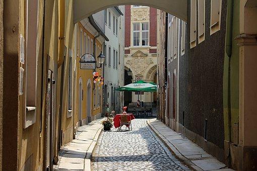 Historic Center, Görlitz, Historically, Bowever, Eng