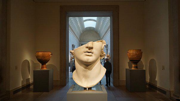 Museum, Antiquity, Alexander The Great, Art, History