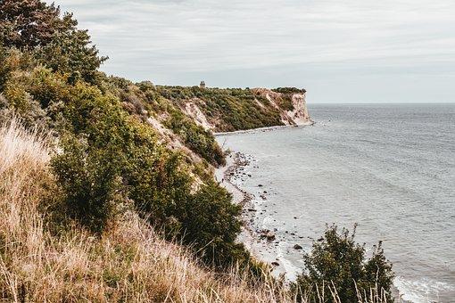 Cape Arkona, Rügen, Baltic Sea, Sea, Water, Lighthouse