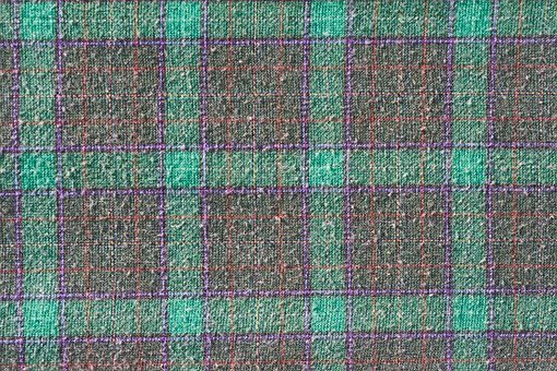 Fabric, Textile, Macro, Green, Purple, Cover, Dress