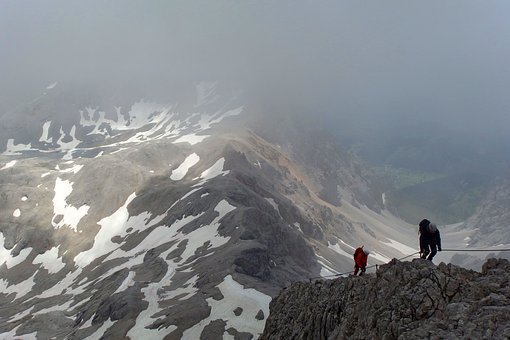 Mountains, Snow, Landscape, Nature, Alpine