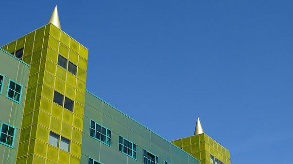 Mendini, Hanover, Architecture, Modern, Perspective