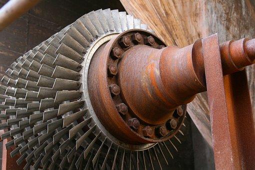 Industry, Industrial Park, Duisburg, Rust