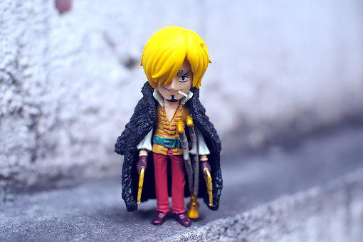 Male, Man, Adult, Toy, Figurine, Japanese, Anime