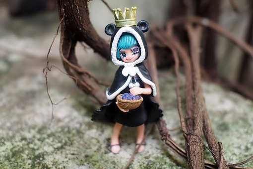 Young, Girl, Lady, Toy, Figurine, Japanese, Cartoon