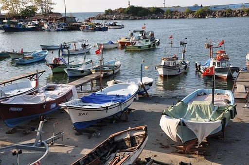 Akcakoca, Black Sea, Turkey