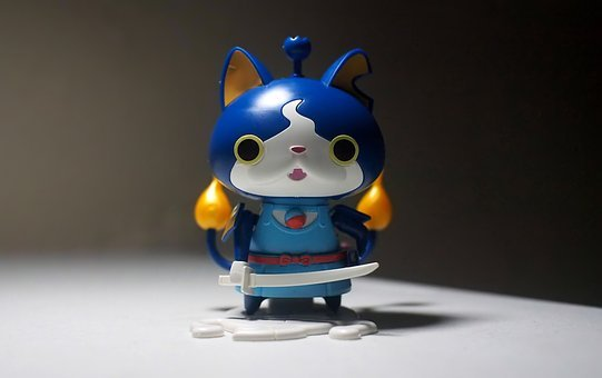 Toy, Figurine, Expression, Japanese, Cartoon, Anime